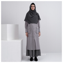 ZAHA INDONESIA Umea Tunic