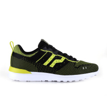 PIERO JOGGER KNIT - BLACK/VOLT