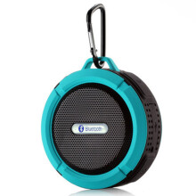 Vinmori Wireless Bluetooth Waterproof Speaker Portable Mini Speakers Outdoor Subwoofer Stereo Hoparlor Support TF Card Blue