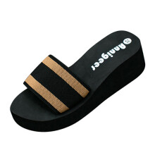 BESSKY Women Summer Sandals Slipper Indoor Outdoor Flip-flops Beach Shoes_