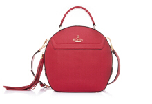 BONIA Basic Sonia L Hand Bag - Red Red [860126-303-04]