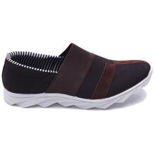 Dr. Kevin Men Casual Shoes 13245 - Black/Brown