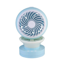 BESSKY Portable Summer Air Conditioner Air Conditioning Fan Touch Easy Control Cool_