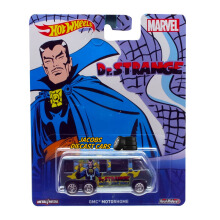 HOTWHEELS Pop Culture Marvel Dr. Strange GMC Motorhome DLB45