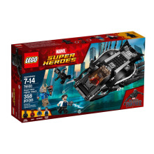 LEGO Super Heroes Conf Black Panther Good Guy Vehicle 76100
