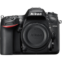[free ongkir]NIKON D7200 Body Only - Black