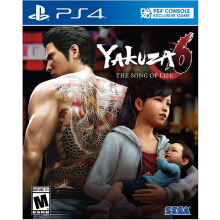 SONY PS4 Game Yakuza 6: The Song of Life - Reg 3