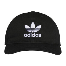 ADIDAS Trefoil Cap Woman - Black [One Size] BK7277