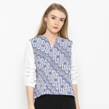 Modalogie EMILY BLUE - Blue [ALL-SIZE]