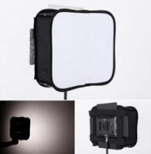 SB600 Softbox Diffuser for Air Led Video Light Panel Black