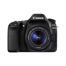 CANON EOS 80D Kit EF-S 18-55 IS STM (Wifi)