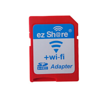 Ezshare SD card to SD Wifi Adapter Orange