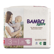 BAMBO NATURE Dream Popok Tape M - 33