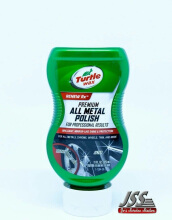 Turtle Wax Premium All Metal Polish T-284 isi 325 ml
