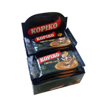 KOPIKO Coffe Candy Blister Box 24gr x 12pcs
