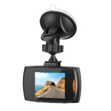 G30 Car DVR Dash Camera Night Vision Cam Vehicle Traveling Date Recorder Black