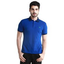Fredperry Men- UnderCollar Electric Blue L