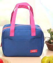 [free ongkir]Coolerbag Korean Polos - Navy Blue Navy Blue Others