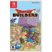 NINTENDO Switch Game - Dragon Quest Builders