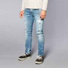 NUDIE JEANS Tight Long John Unisex - Spring Worn [25]