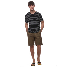 Fashionmall Hemiks Men's high-quality striped T-shirt (short sleeve)