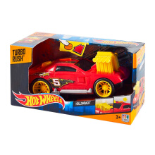 HOTWHEELS Toy State Turbo Rush -  Hollowback 91610