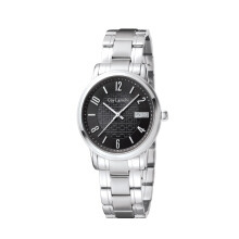 Moment Watch Guy Laroche G2020-03 Jam Tangan Pria - Stainless Steel Light Grey