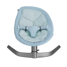 Nuna Leaf Bouncer Sky Ciel - Blue