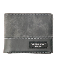 GREENLIGHT Men Wallet 0801 208011818 - Black [One Size]