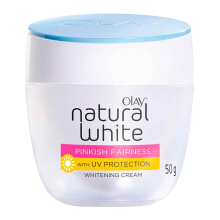 OLAY Natural White Pinkish Fairness UV Protection 50g