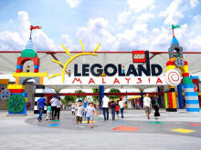 Legoland Theme Park - Adult