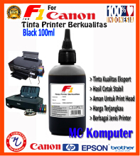 F1 Ink For Canon Black 100 ml