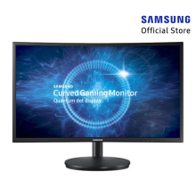 SAMSUNG LC27FG70FQE 27 inch 1ms 144hz FreeSync Full HD QLED Curved Gaming Monitor (HDMI & Display Port)