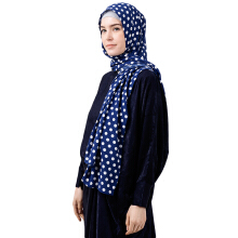 TATUIS Damour 042 Scarf - Navy [All Size]