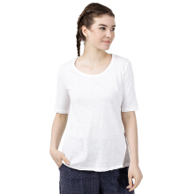 STYLEBASICS Oversized Scoopneck T-Shirt 6203 - White