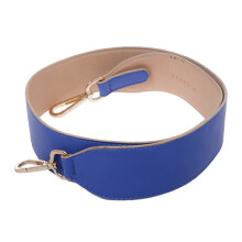 PROMESA Plain Bi-Colour Strap - Blue