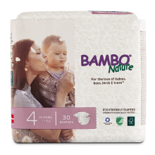 BAMBO NATURE Dream Popok Tape L - 30