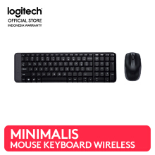 LOGITECH MK215 Wireless Combo Mouse Keyboard