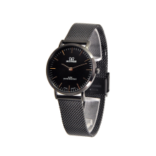 MIRAGE Watch Men Pasir 8563M Full Black - Black