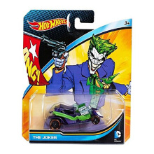 HOTWHEELS Batman V Superman The Joker DKJ66