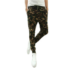 BESSKY Mens Fashion Camouflage Trousers Men Pants Casual Pants Sweatpants_