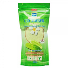[YOKO] Cucumber Spa Salt Whitening Moisturizing Exfoliating Body Scrub 300g