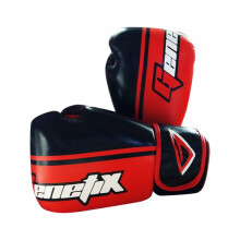 GENETIX Boxing Gloves DOMINATE GBG3 BlackRed