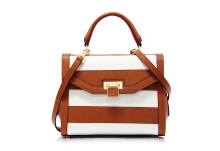 BONIA The Line Satchel M Brown [860170-101-05]