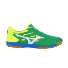 MIZUNO SALA CLASSIC 2 IN - BRIGHT GREEN / WHITE / SAFETY YELLOW