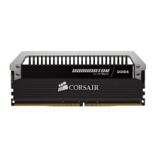CORSAIR Dominator Platinum DDR4  Desktop 32GB (2X16GB) - CMD32GX4M2B3000C15