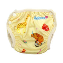 Swimava Carnival Swimming Diaper SWM418 - Yellow