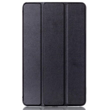 BESSKY Tri-Fold Leather Stand Case Cover for Amazon Kindle Fire 7inch 2015_