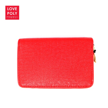 Love Poly Dompet Size M 059 Red