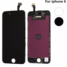 Smatton Original LCD For iPhone 6 LCD Touch Screen Digitizer Frame Assembly Display Touch Screen Replacement For iPhone 6 LCD